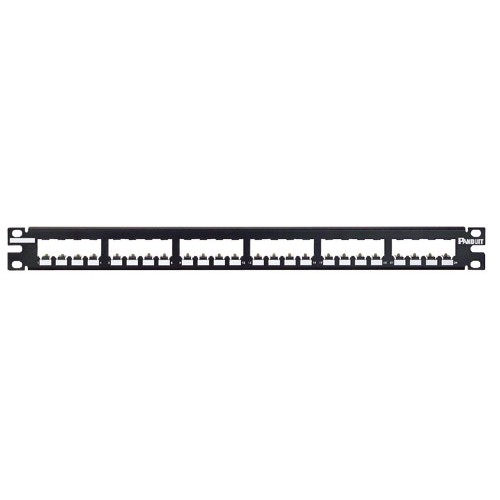 PATCH-PANEL, 19″, METALNI (za 24 UT) - INFOhome d.o.o. Beograd